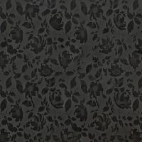 Цветы черные BS 2183G-44