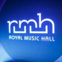 Велюр INFINITY в оформлении Нового Лаунж Ресторана ROYAL MUSIC HALL
